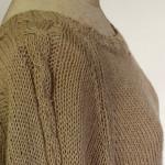 毛糸だまカシミアセーター